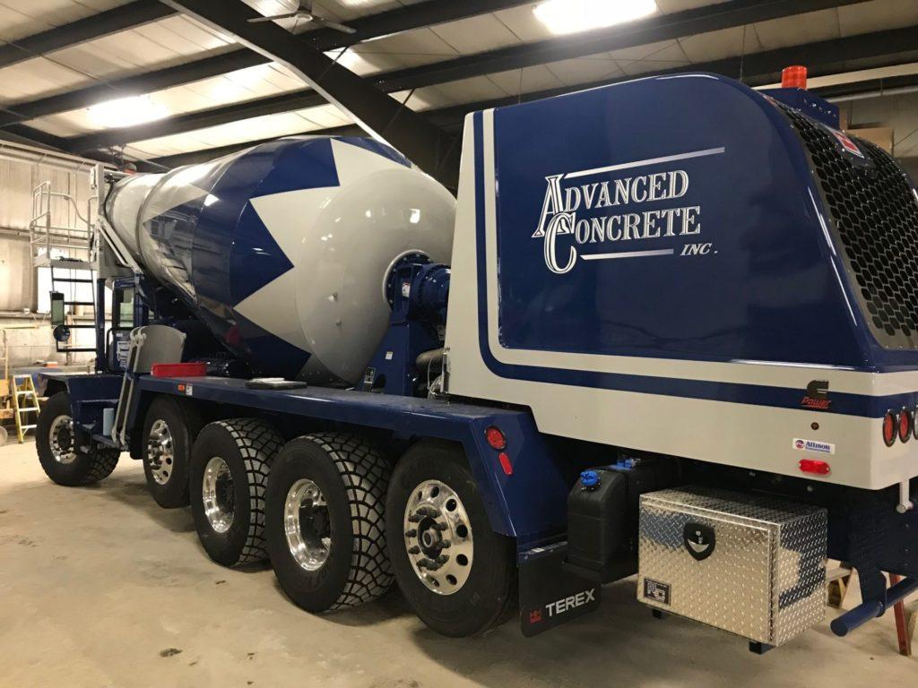Advanced Concrete Logistics
